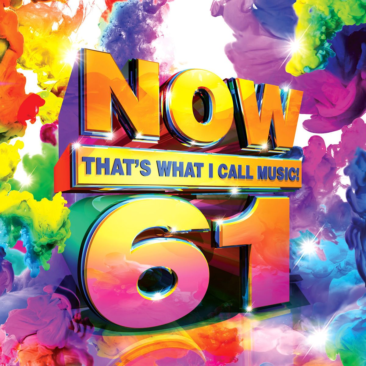 Various Artists - Now 61 album cover