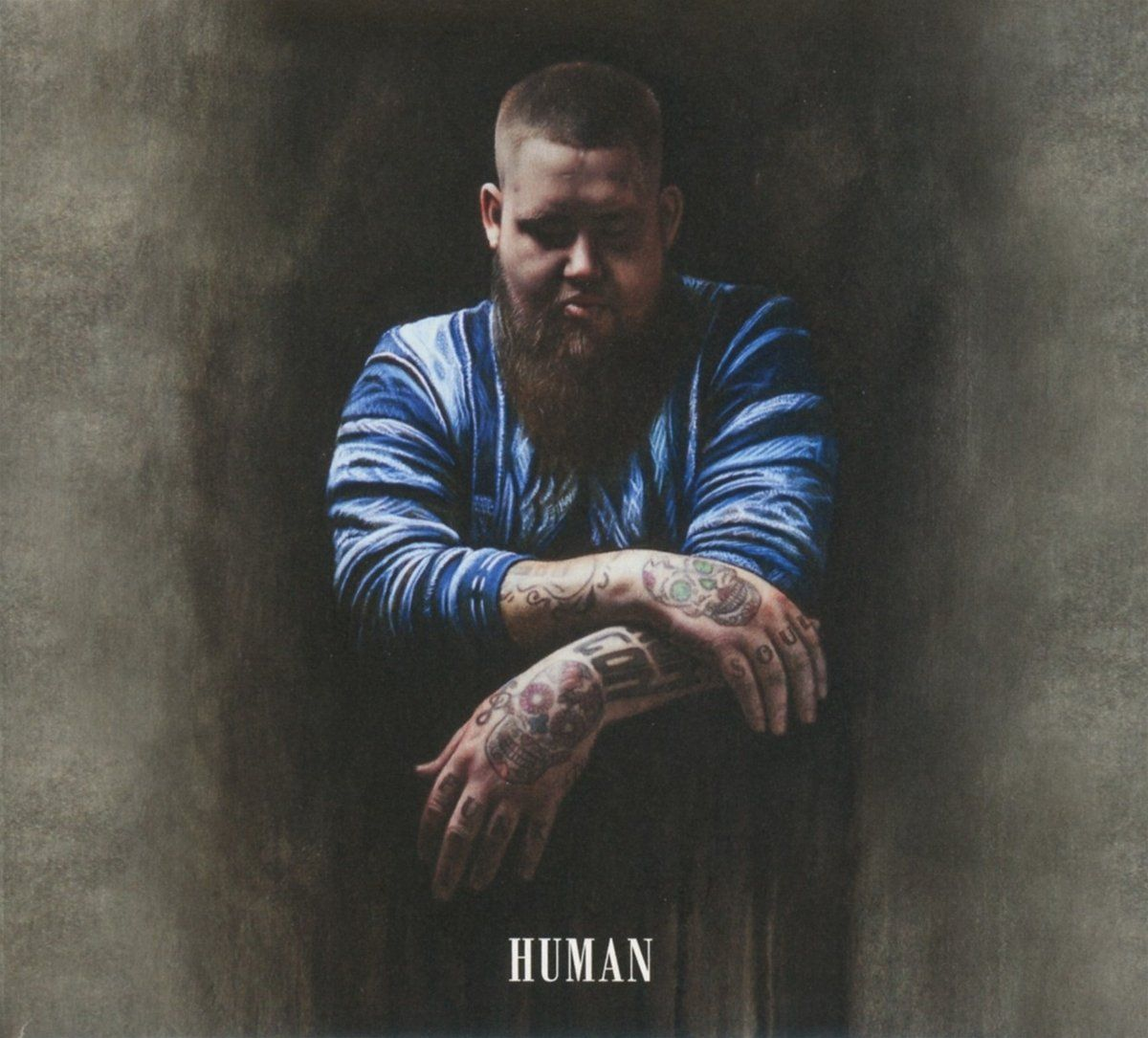Rag 'N' Bone Man - Human album cover