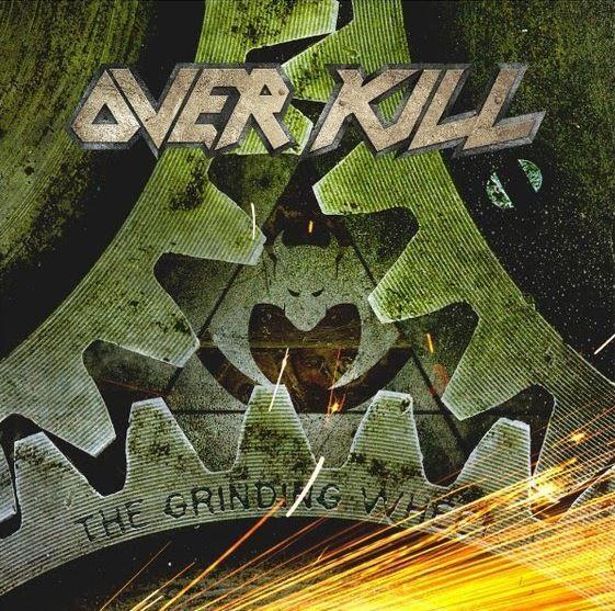 Overkill - The Grinding Wheel album cover