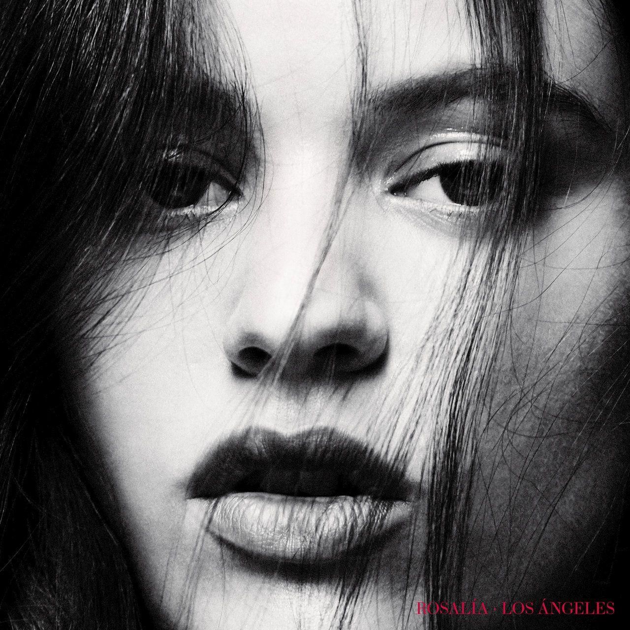 Rosalia - Los ángeles album cover