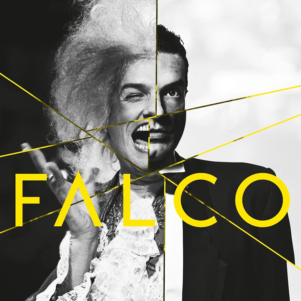 Falco - Falco 60 album cover