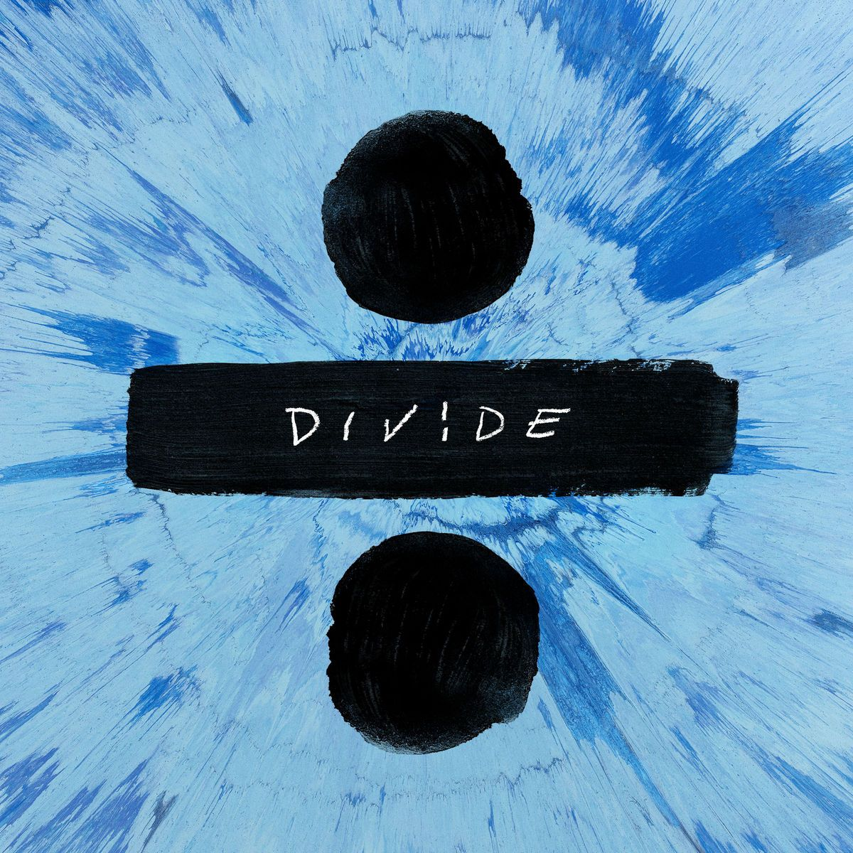 Ed Sheeran - Divide album cover