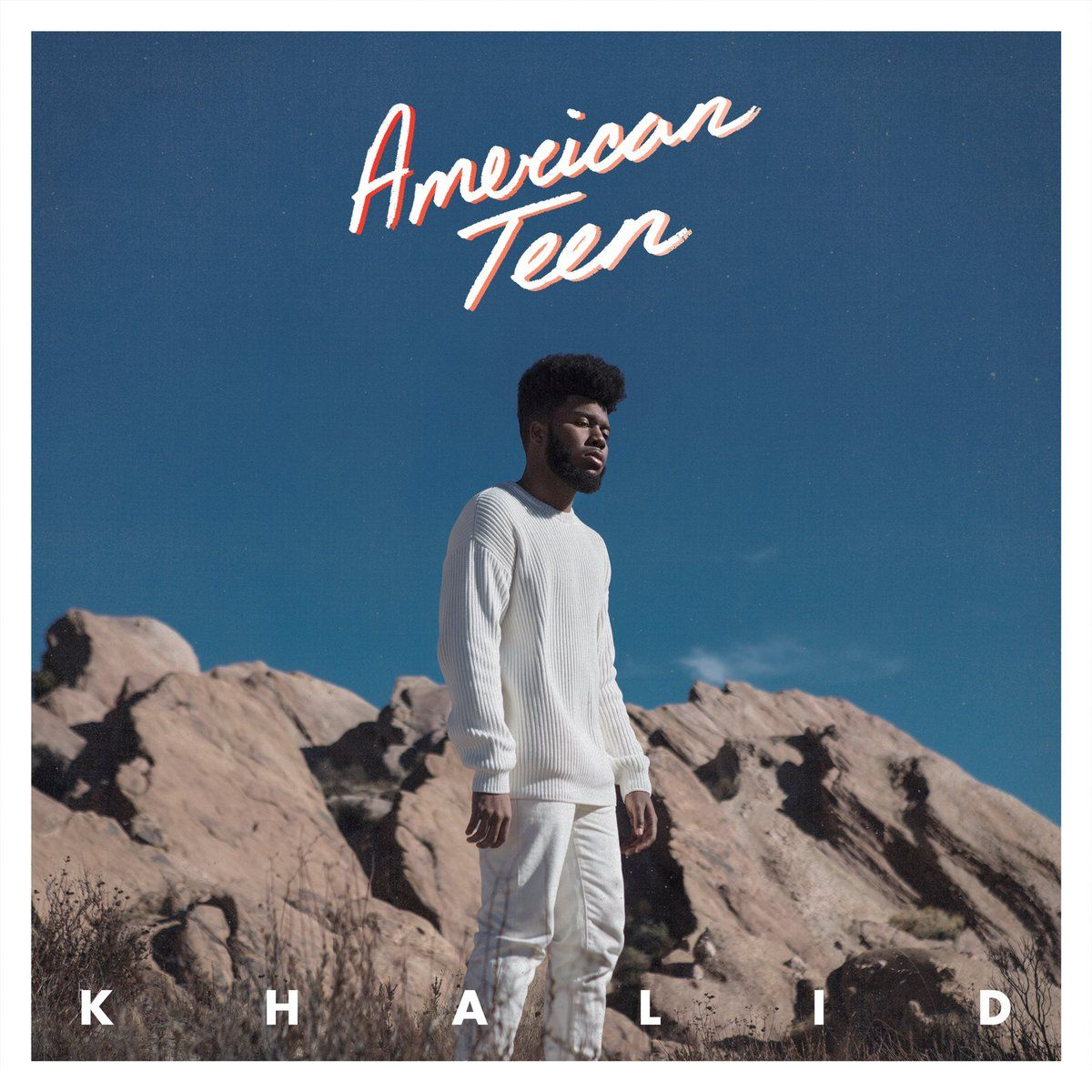 Khalid - American Teen album cover