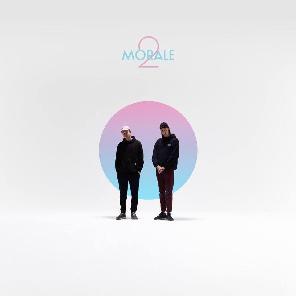 Roméo Elvis - Morale 2 album cover