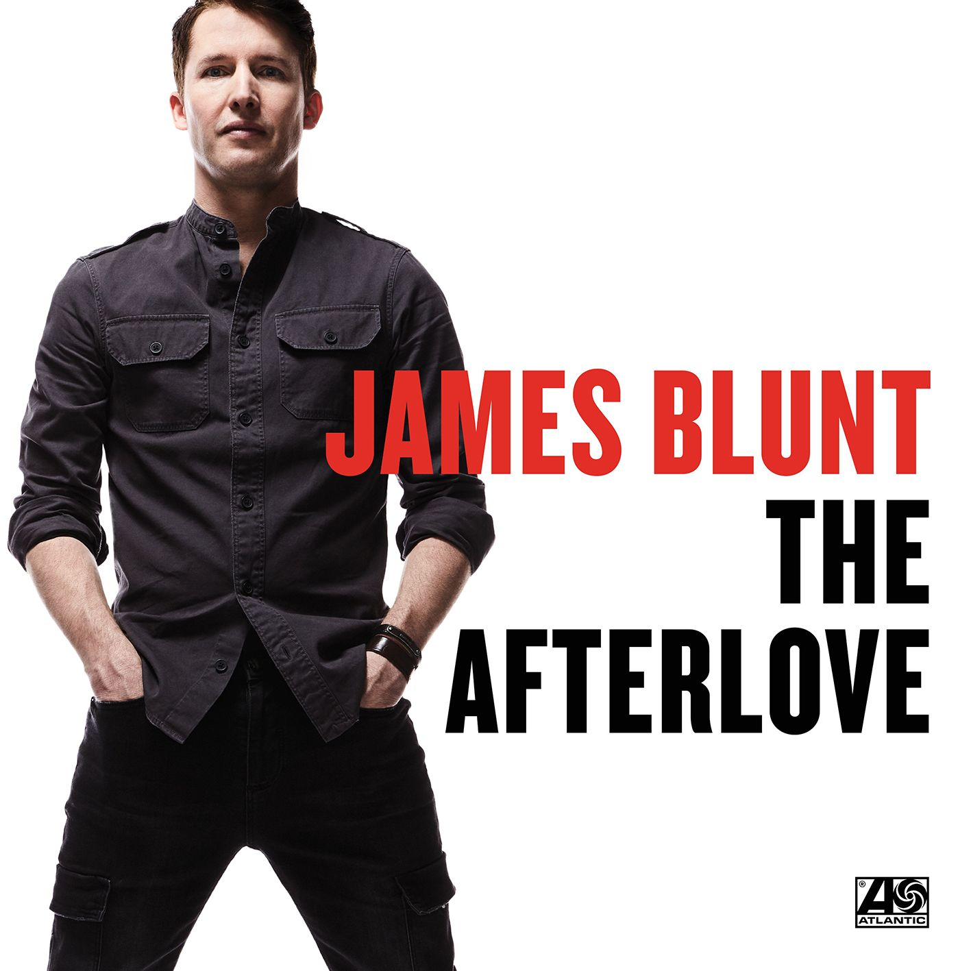 James Blunt - The Afterlove album cover