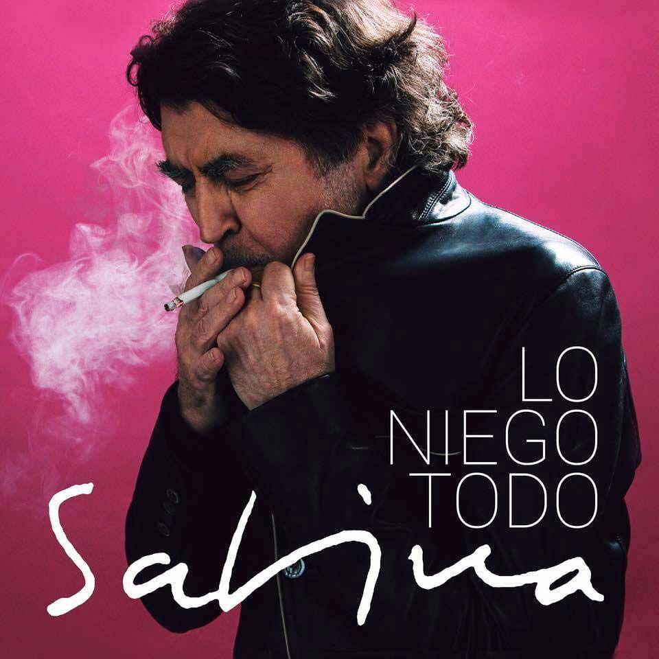 Sabina - Lo Niego Todo album cover