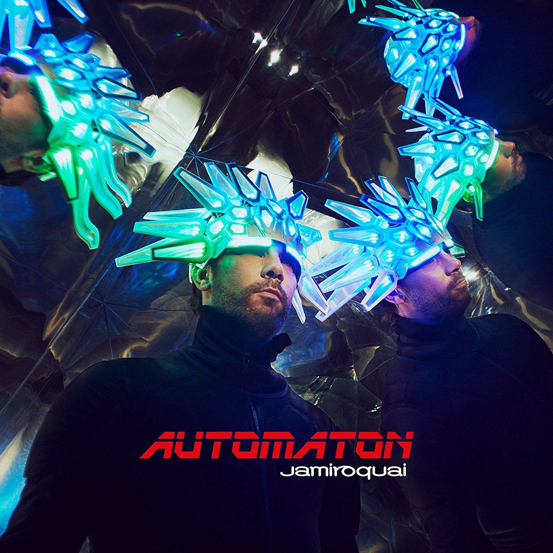 Jamiroquai - Automaton album cover