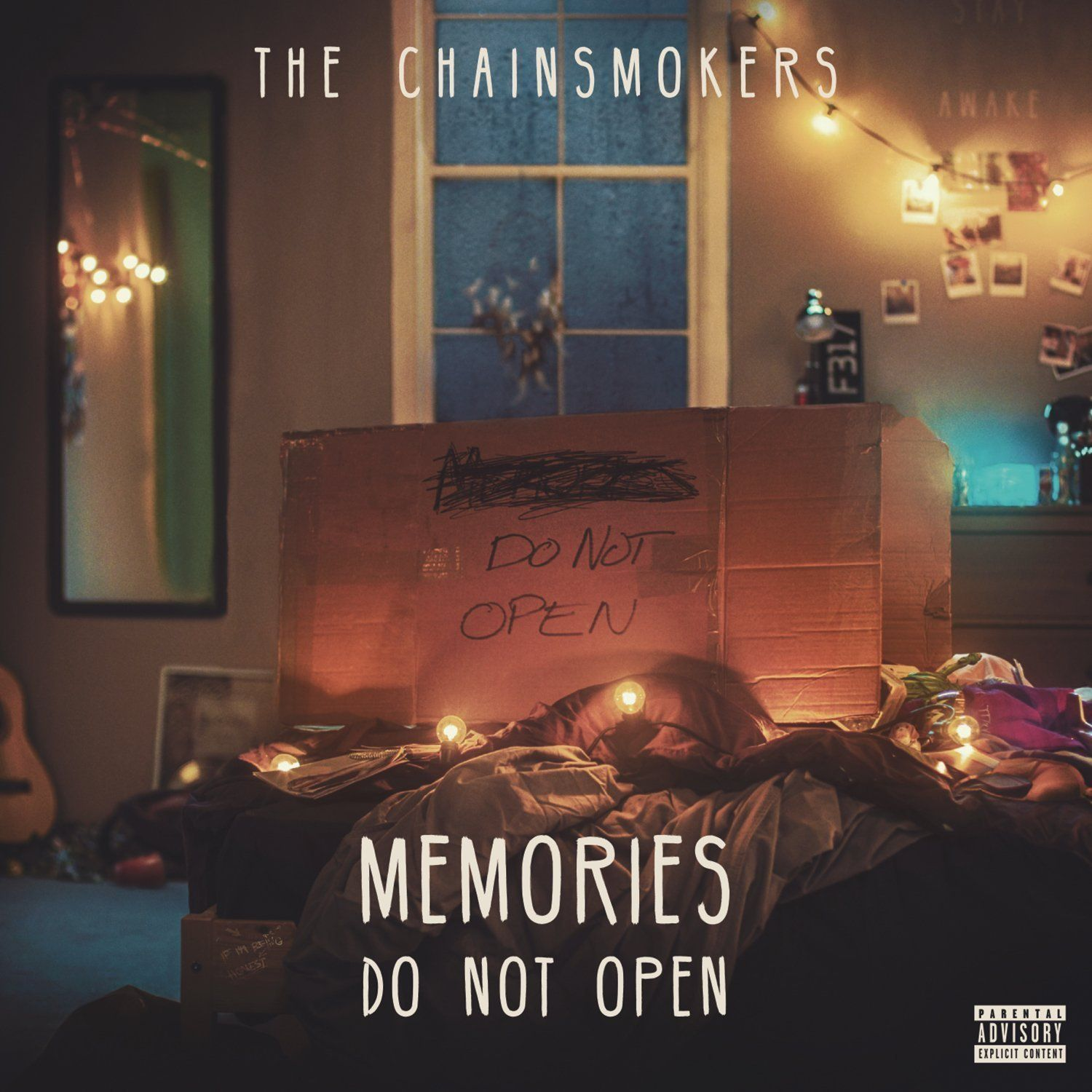The Chainsmokers - Memories... Do Not Open album cover