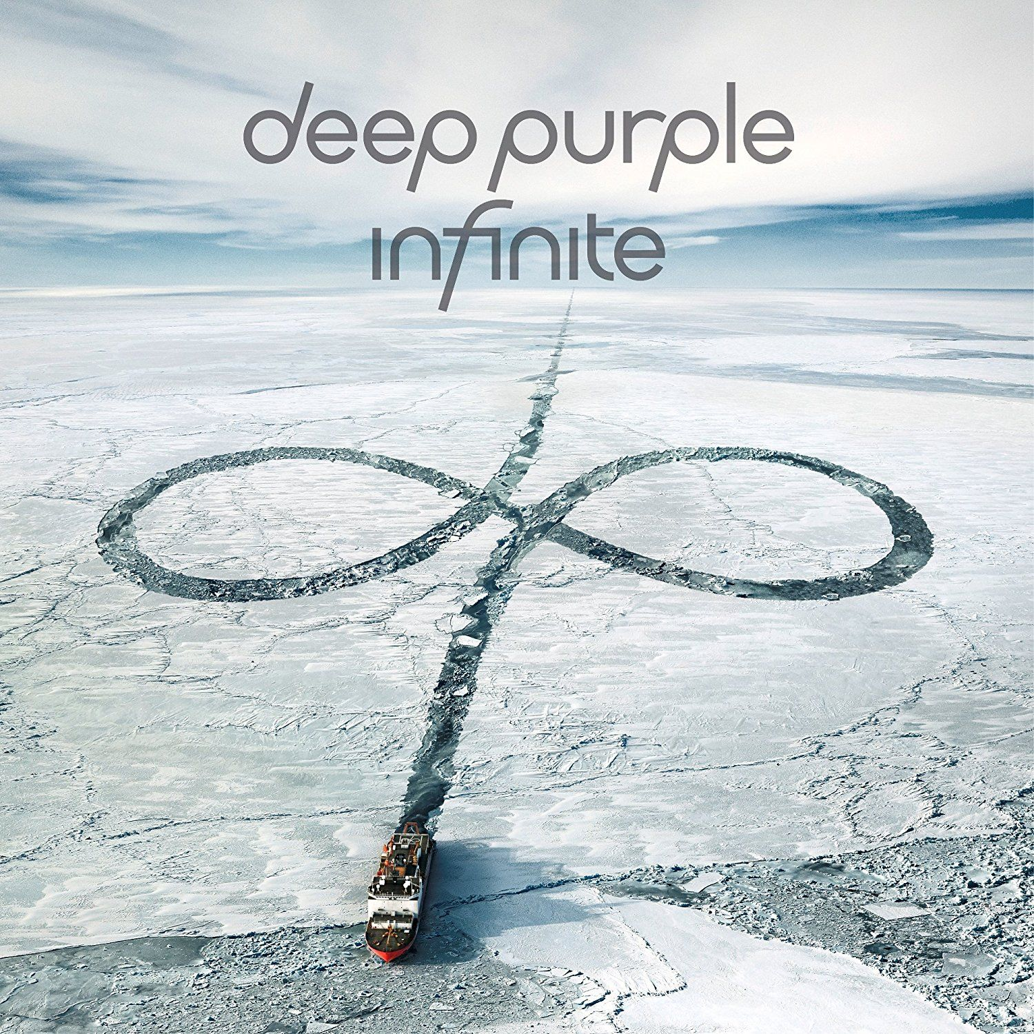 Deep Purple - Infinite album cover