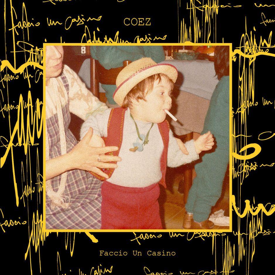 Coez - Faccio Un Casino album cover