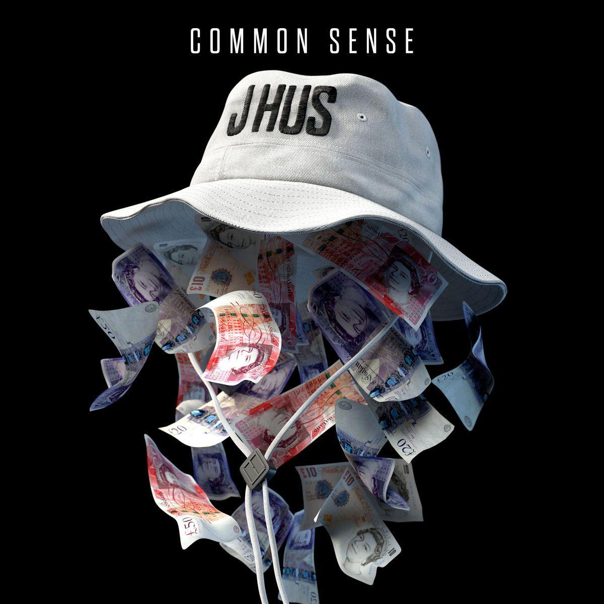 J Hus - Common Sense album cover
