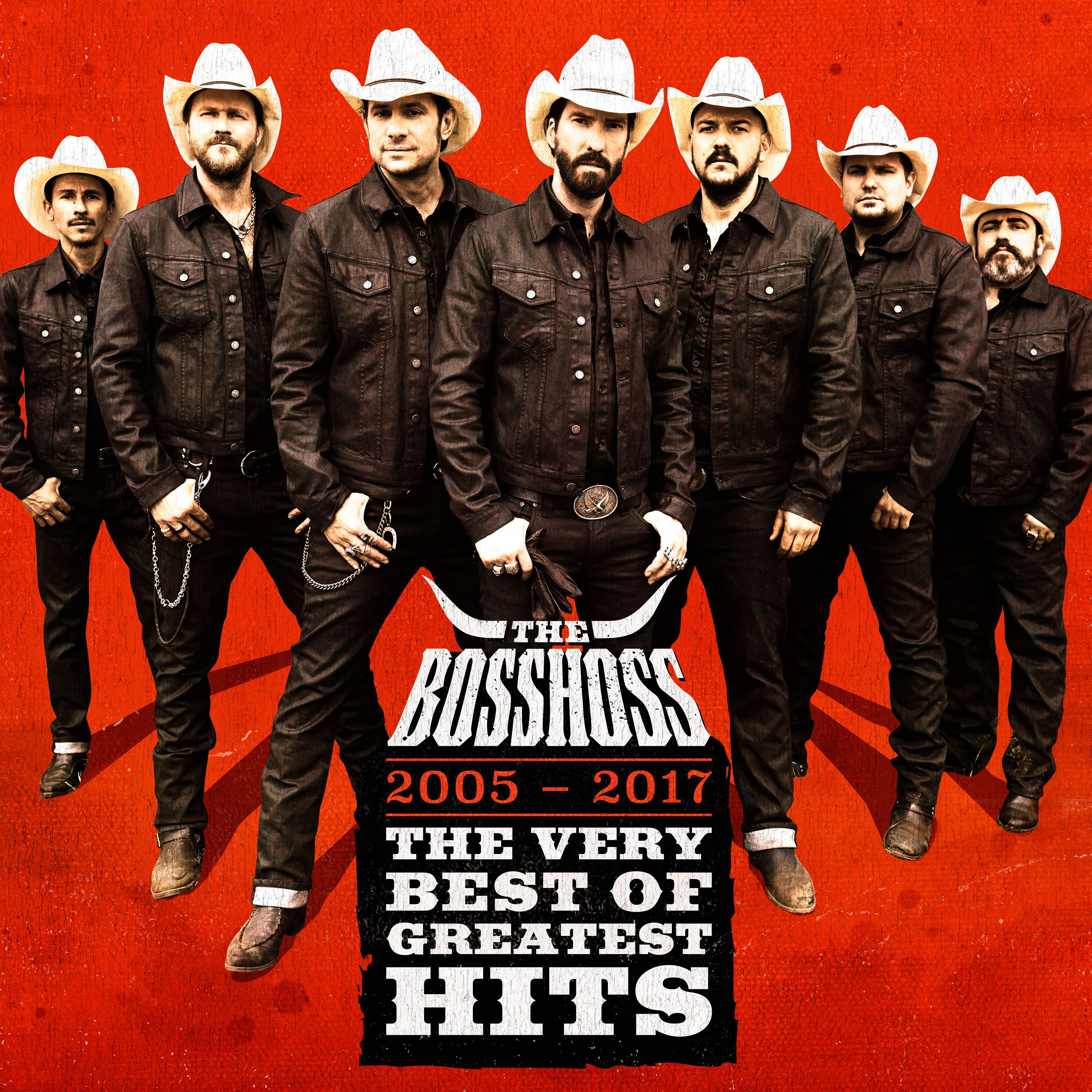 The Very Best Of Greatest Hits 2005 2017 By The Bosshoss