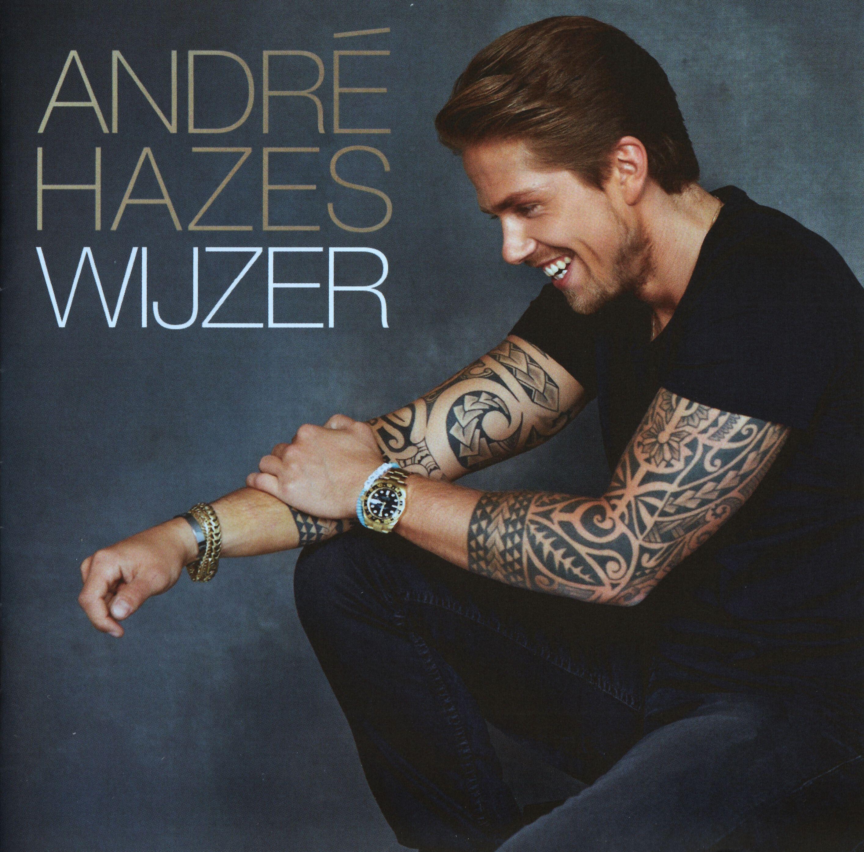 André Hazes Jr. - Wijzer album cover