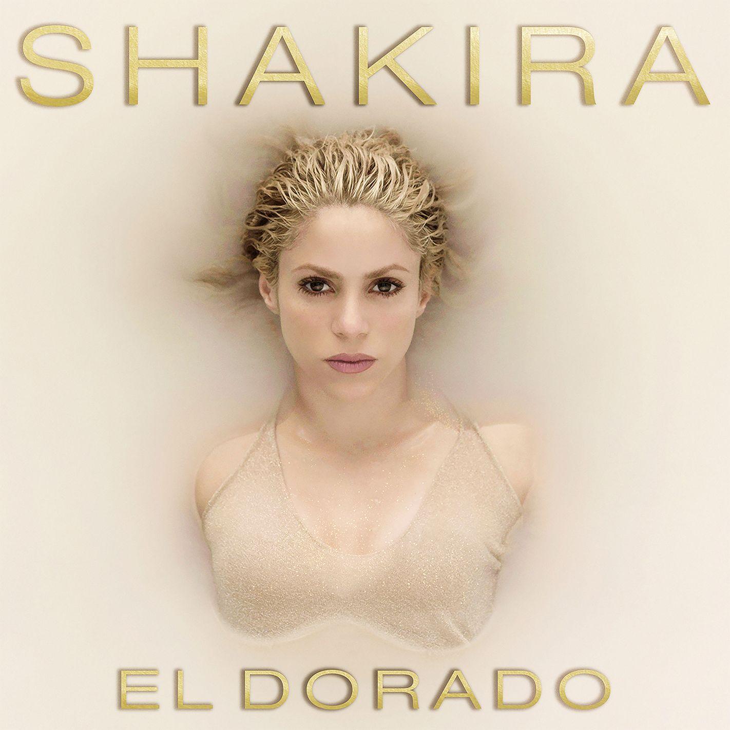 Shakira - El Dorado album cover
