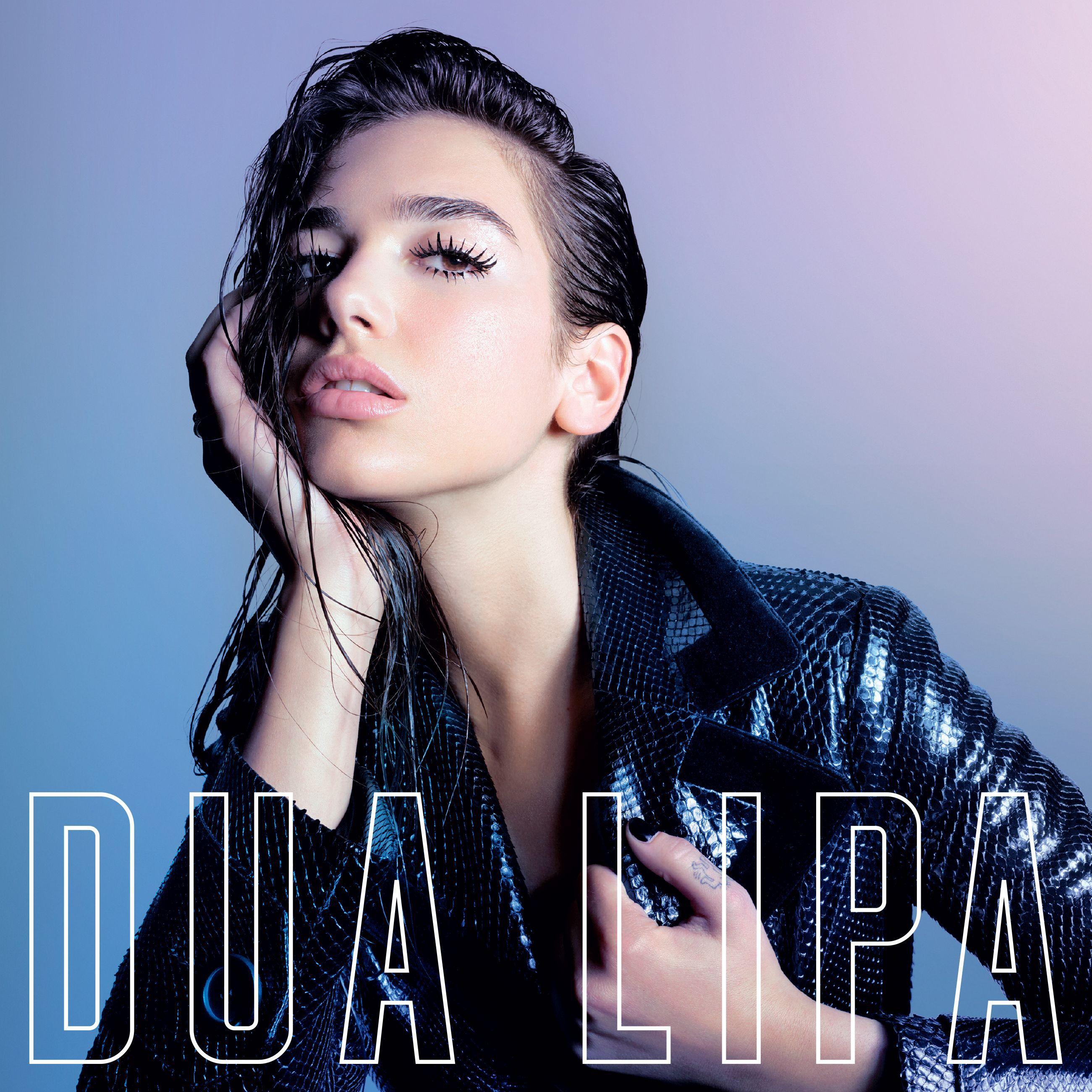 Dua Lipa - Dua Lipa album cover