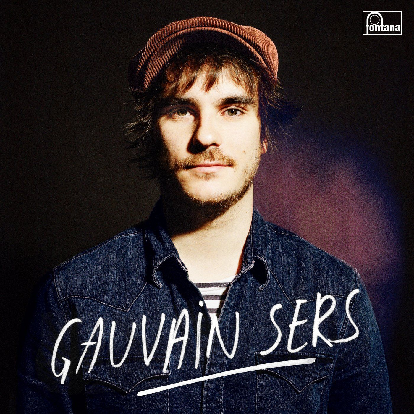 Gauvain Sers - Pourvu album cover