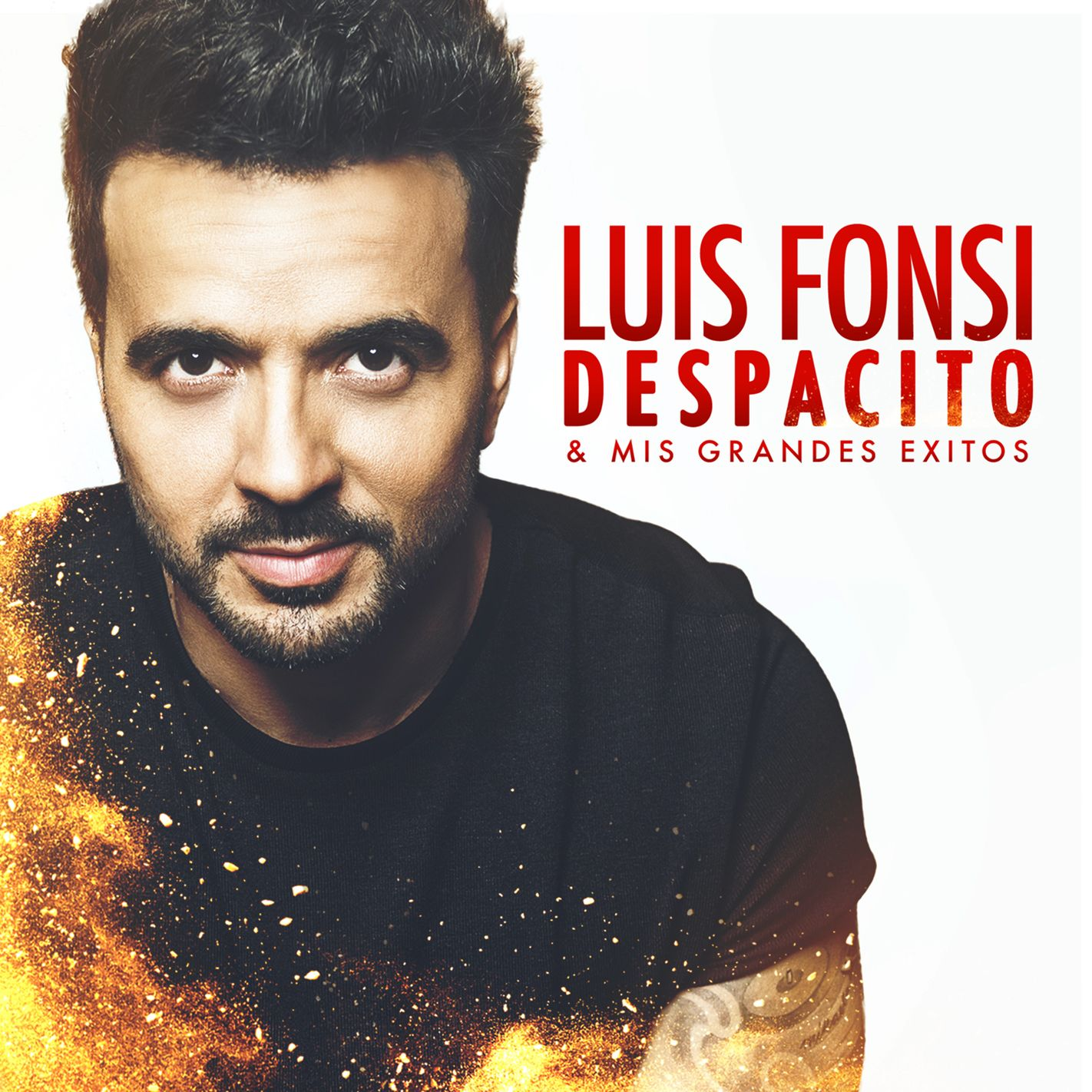 Luis Fonsi - Despacito & Mis Grandes éxitos album cover