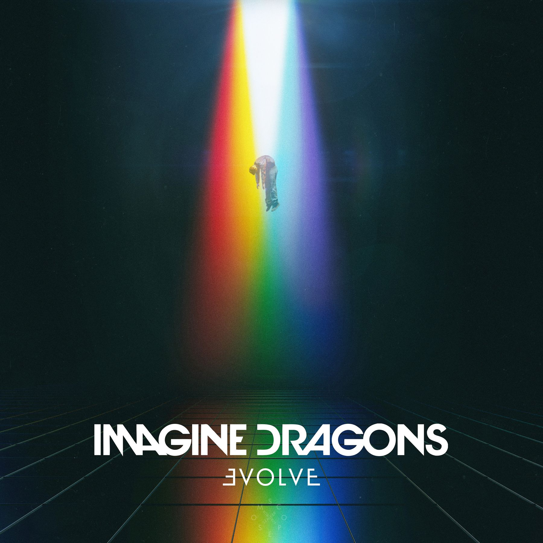 Imagine Dragons - Evolve album cover