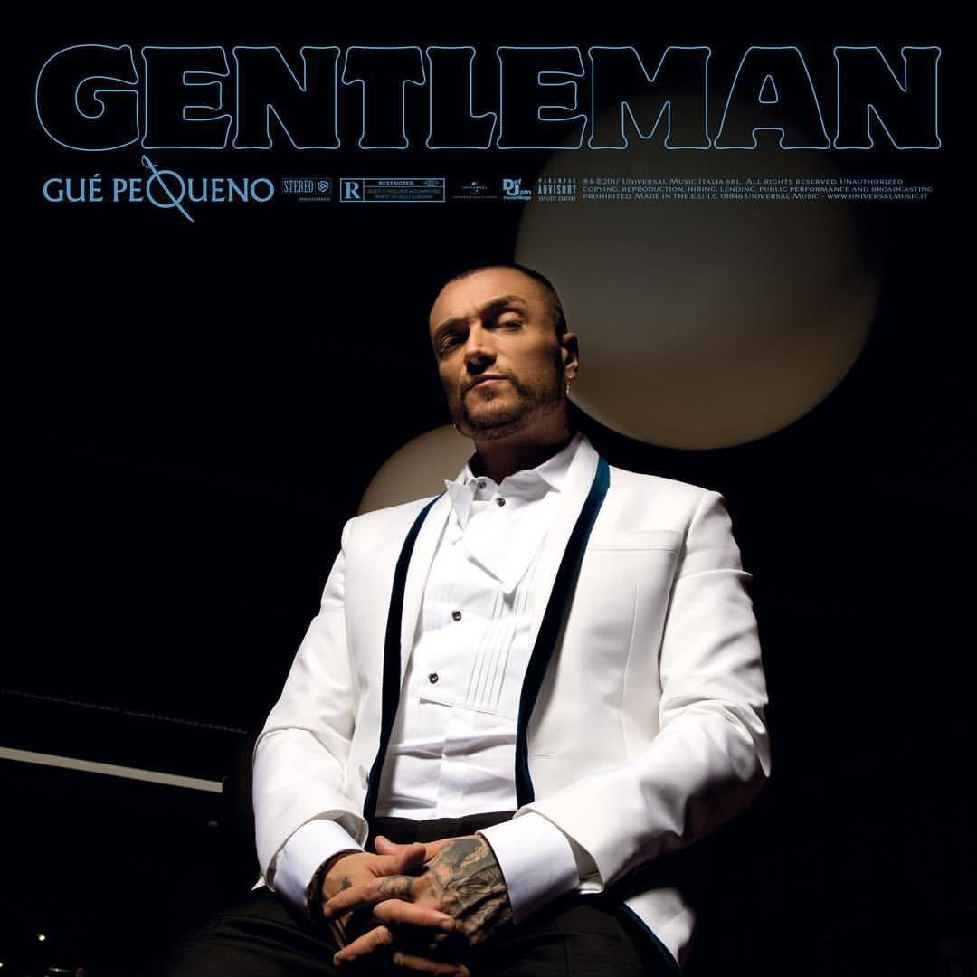 Gue Pequeno - Gentleman album cover