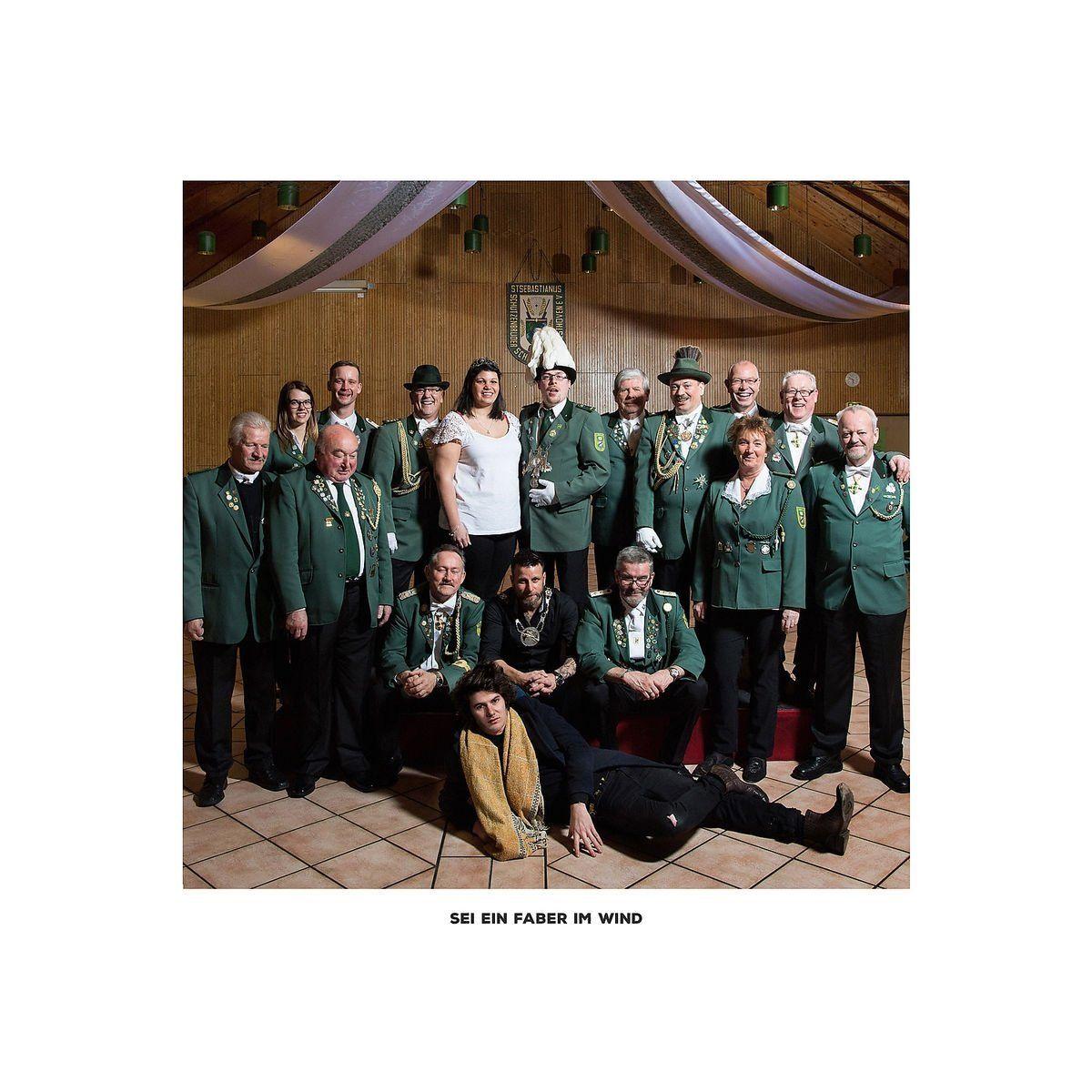 Faber - Sei Ein Faber Im Wind album cover