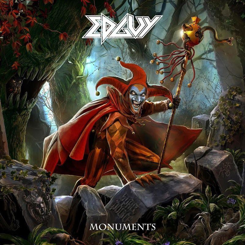 Edguy - Monuments album cover