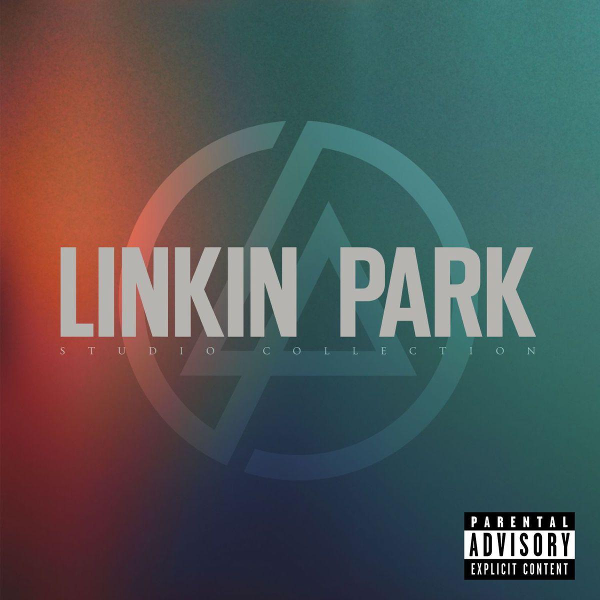 Linkin Park - Studio Collection album cover