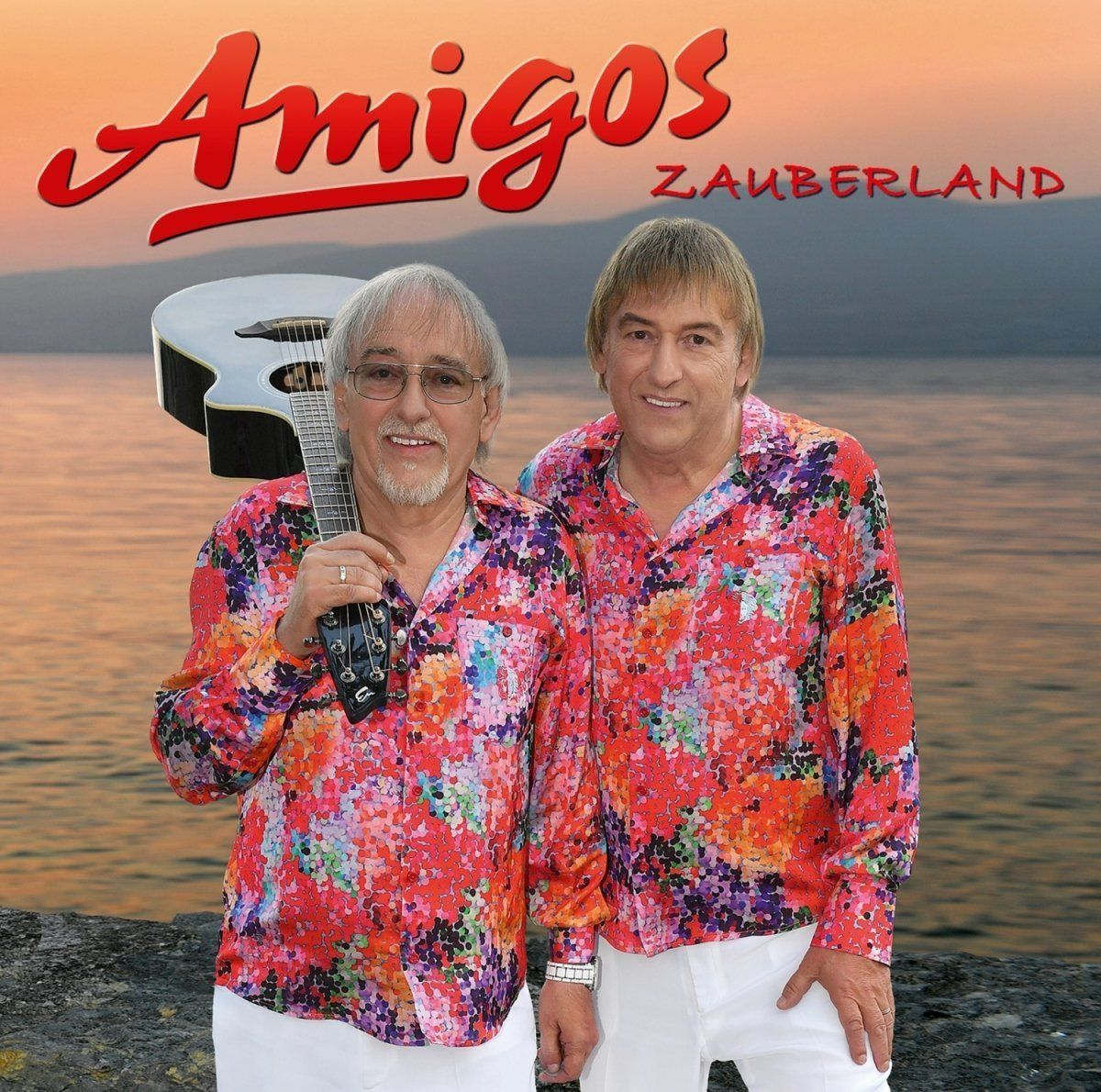 Amigos - Zauberland album cover