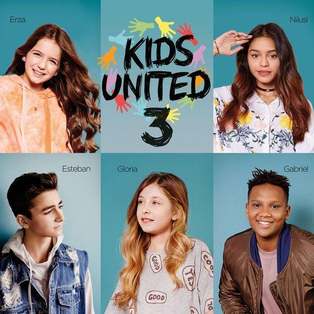 Kids United - Forever United album cover