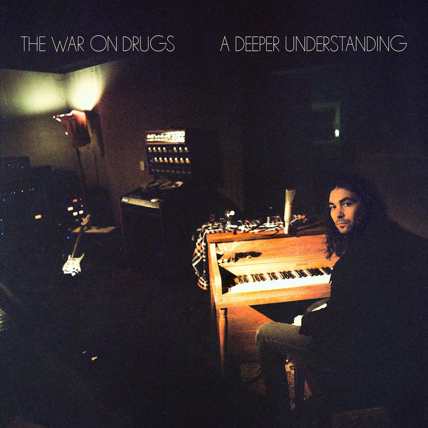 The War On Drugs - A Deeper Understanding album cover