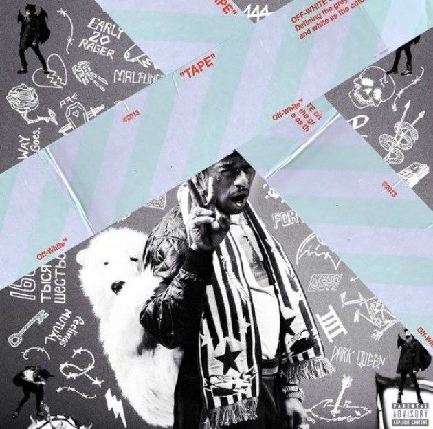 Lil Uzi Vert - Luv Is Rage 2 album cover