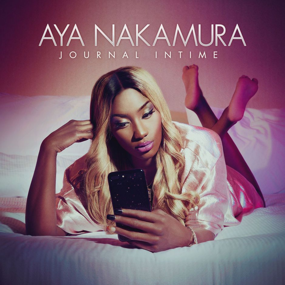Aya Nakamura - Journal Intime album cover