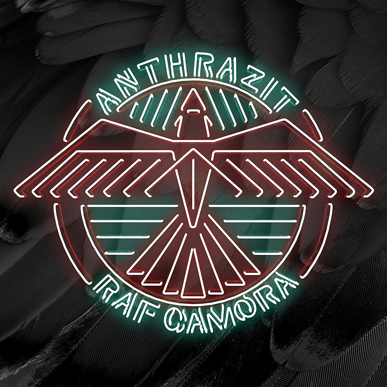 RAF Camora - Anthrazit album cover
