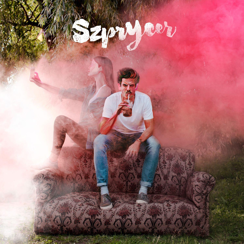 Taco Hemingway - Szprycer album cover