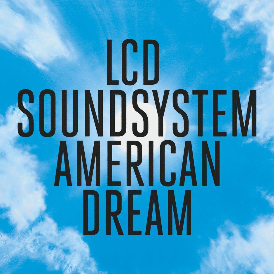 LCD Soundsystem - American Dream album cover