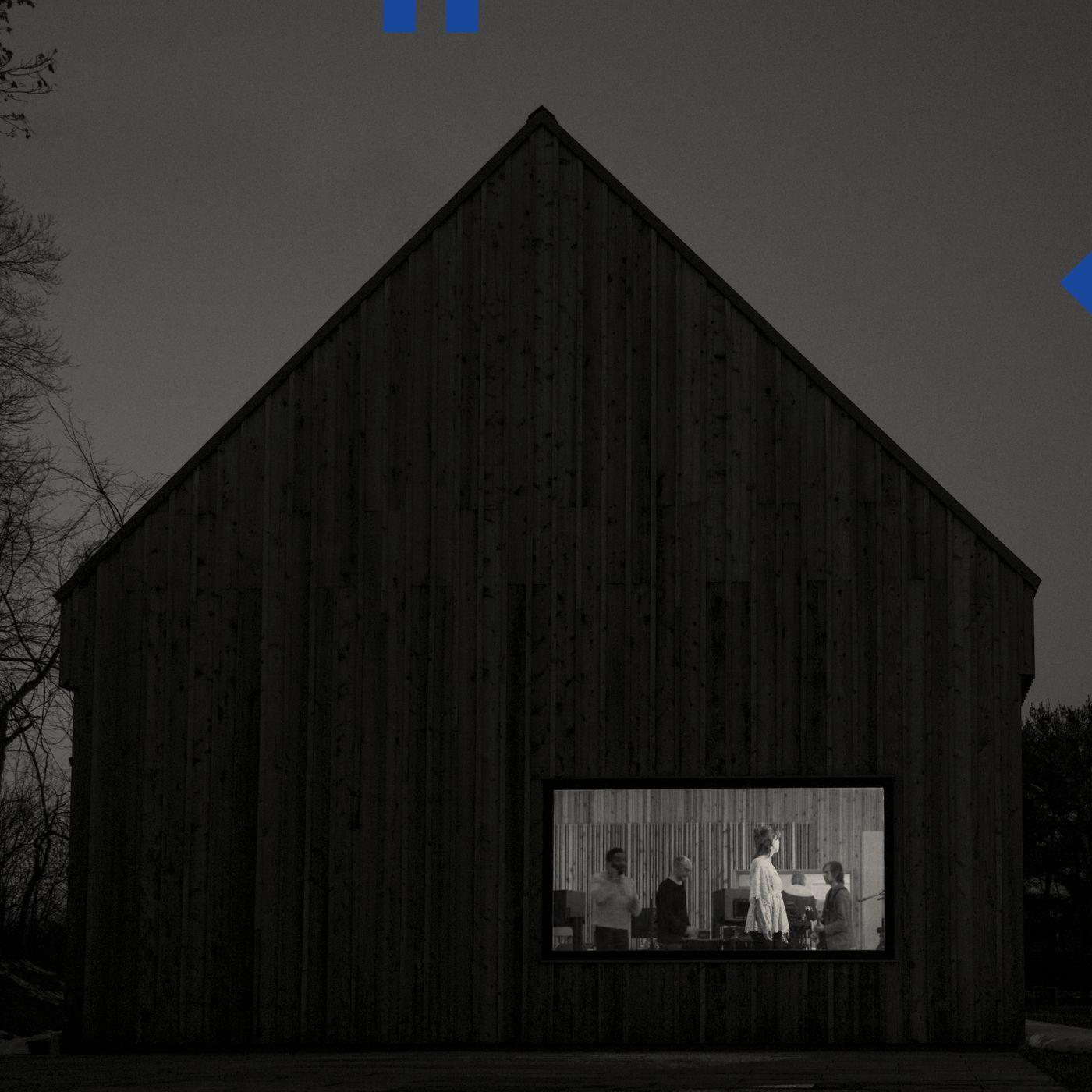 The National - Sleep Well Beast album cover