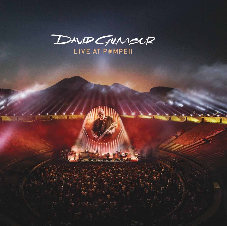 David Gilmour - Live At Pompeii album cover