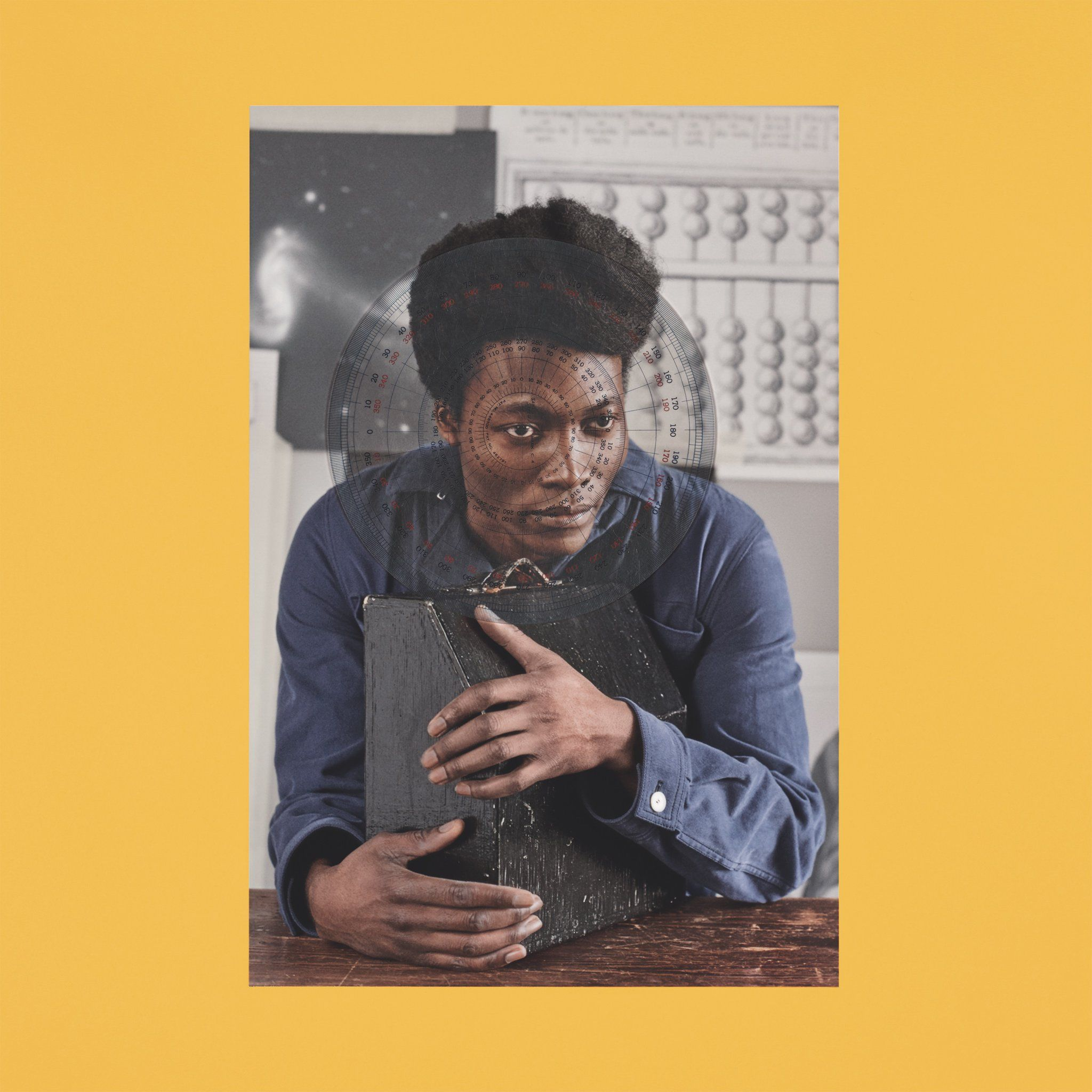 Benjamin Clementine - I Tell A Fly album cover