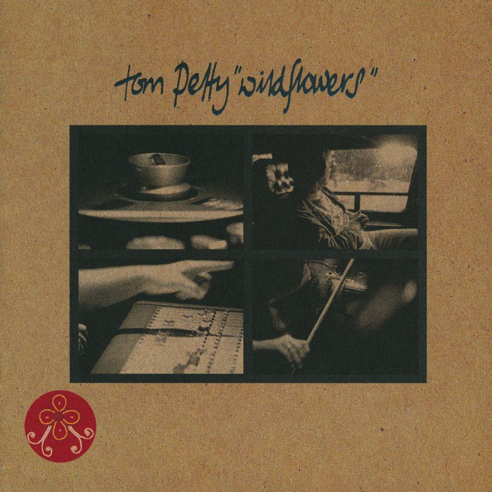 Tom Petty - Wildflowers album cover