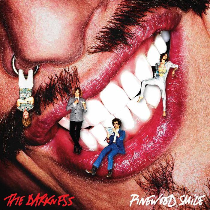 The Darkness - Pinewood Smile album cover