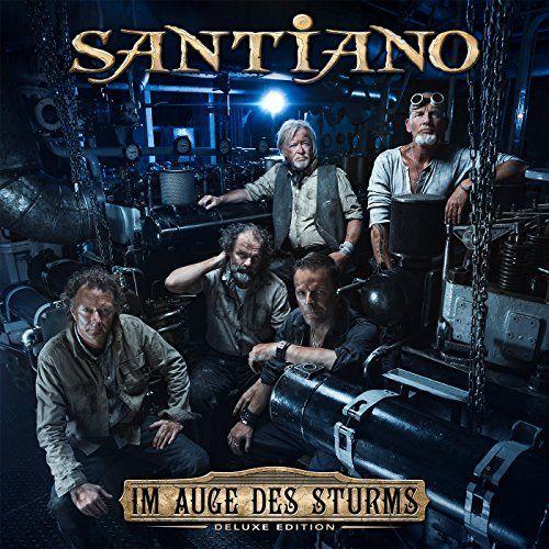 Santiano - Im Auge Des Sturms album cover