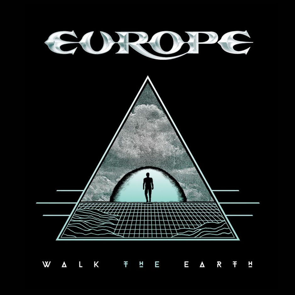Europe - Walk The Earth album cover