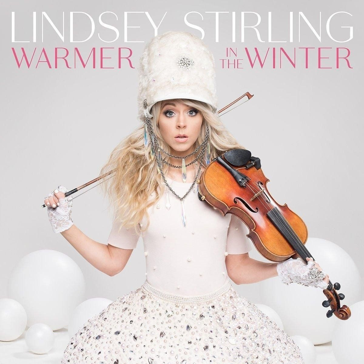 Lindsey Stirling - Warmer In The Winter album cover