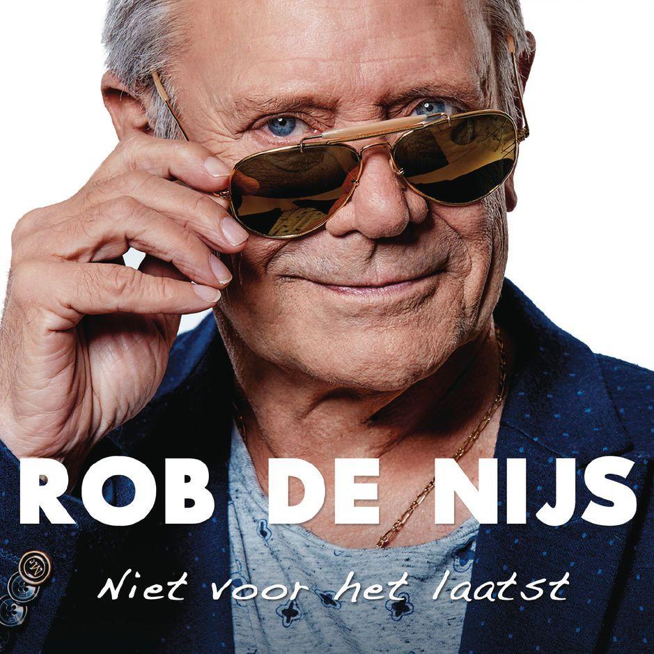 Rob De Nijs - Niet Voor Het Laatst album cover