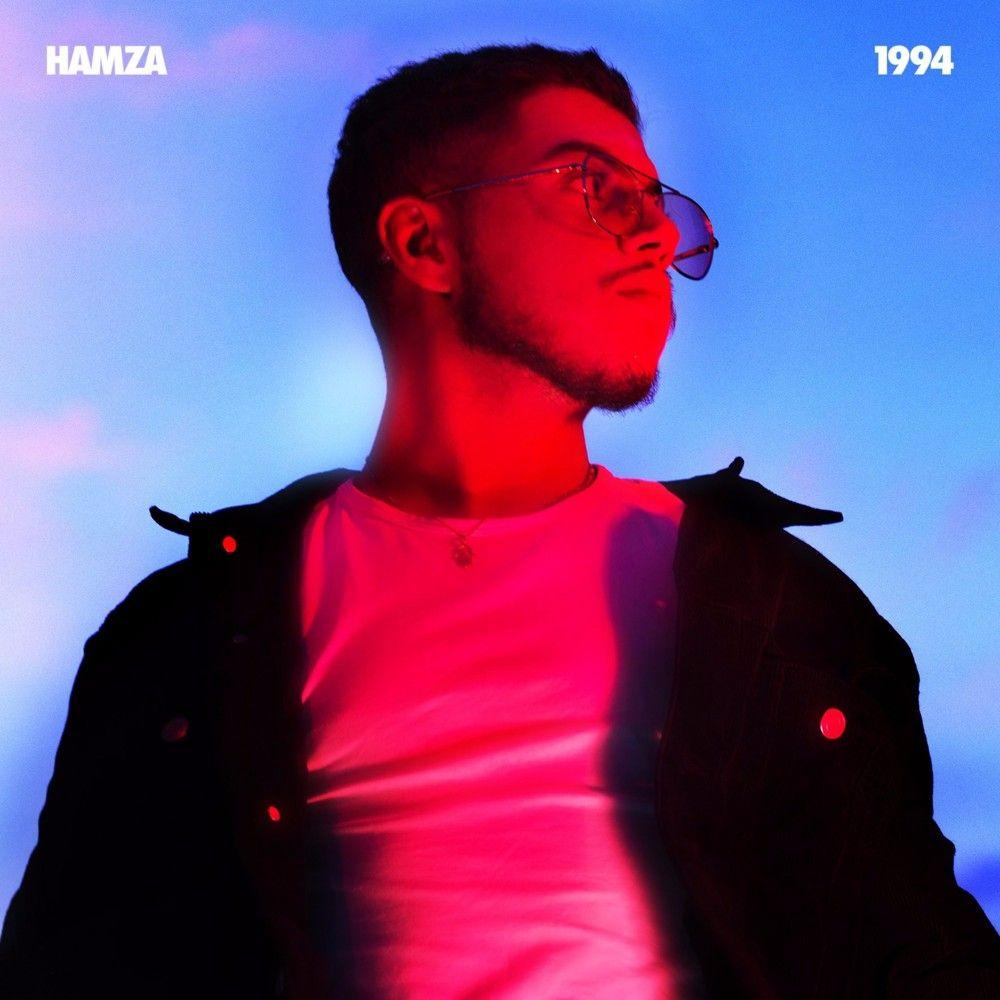 Hamza - 1994 album cover