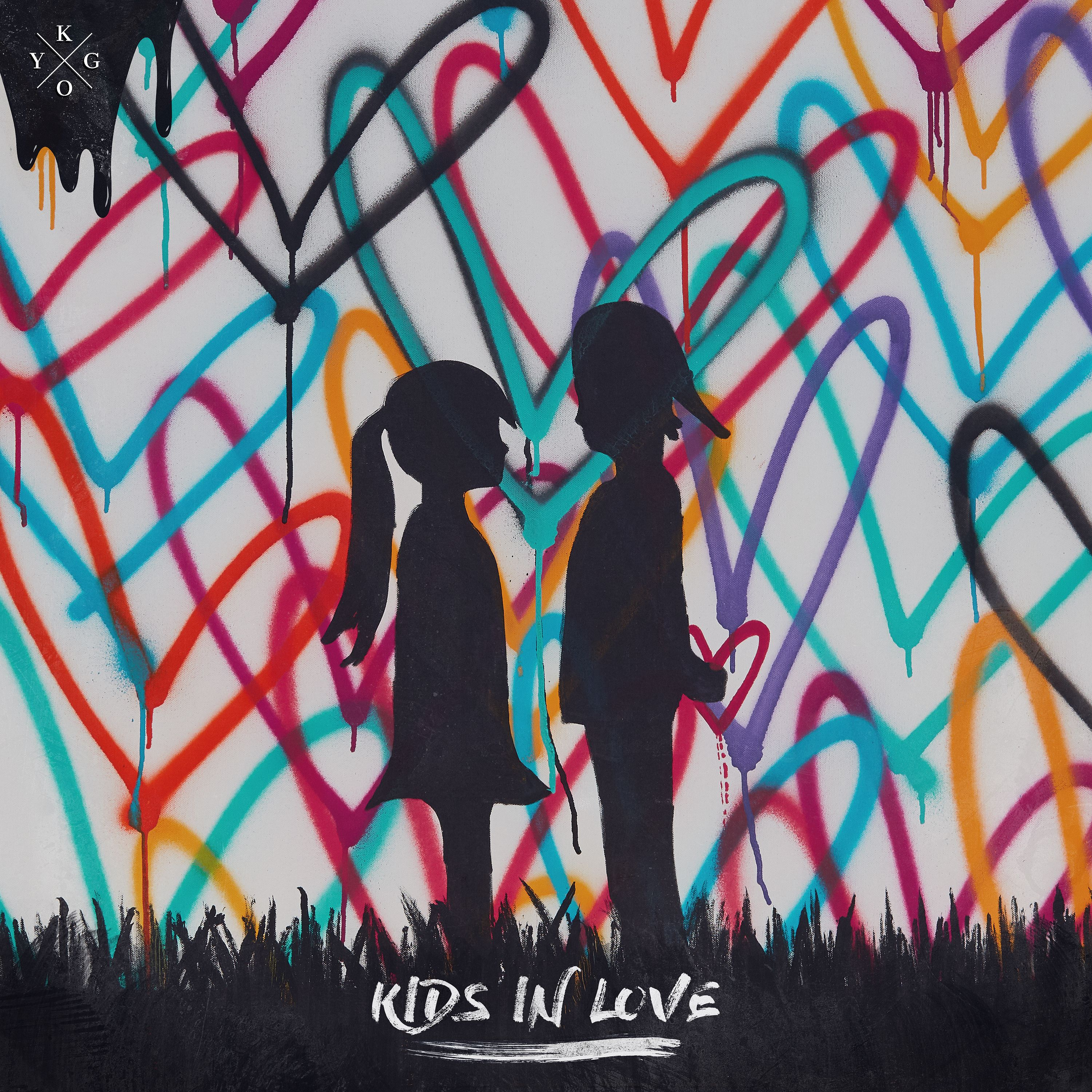Kygo - Kids In Love album cover