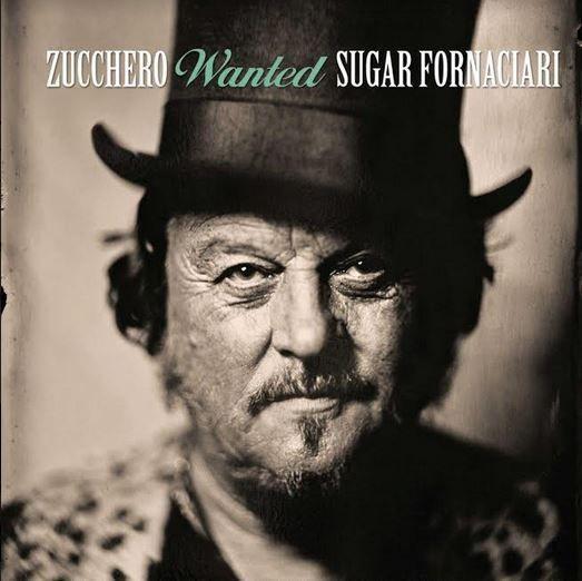 Zucchero 'Sugar' Fornaciari - Wanted album cover