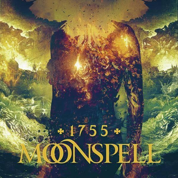 Moonspell - 1755 album cover