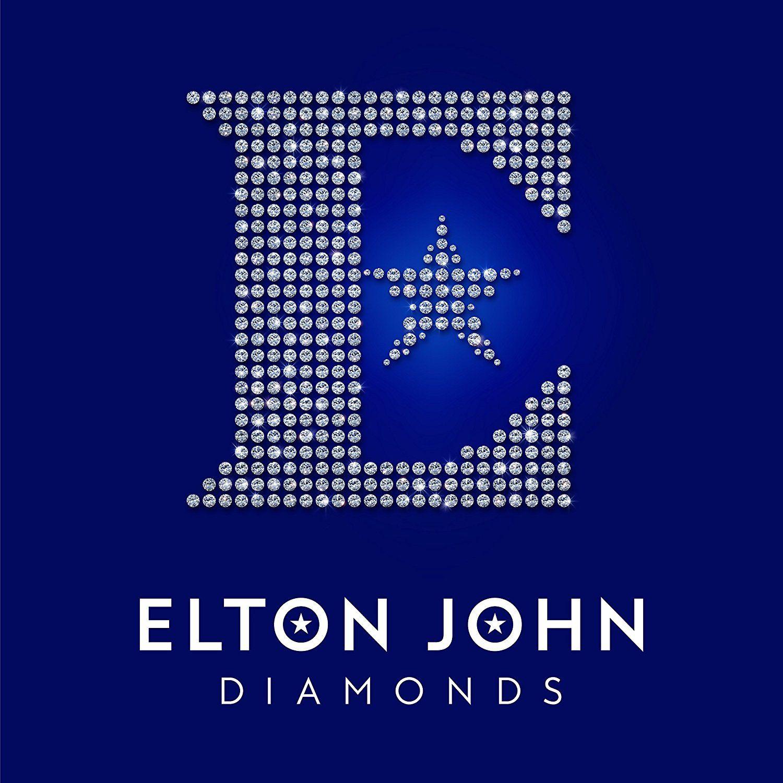 Elton John - Diamonds album cover