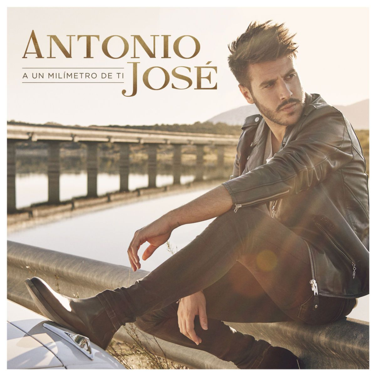 Antonio José - A Un Milímetro De Ti album cover