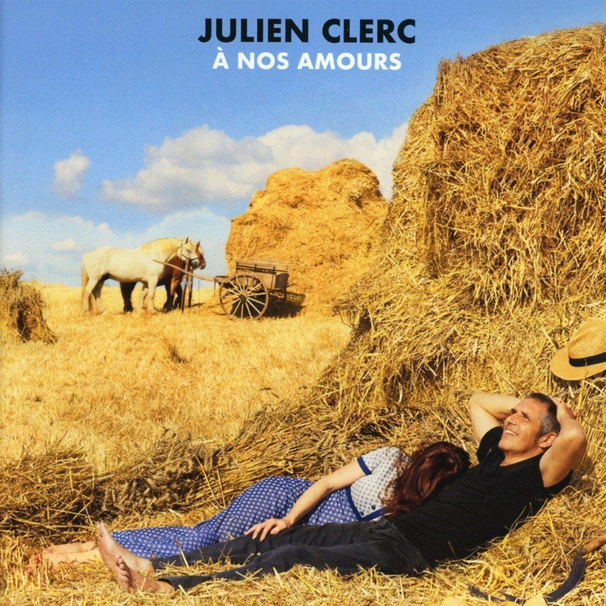 Julien Clerc - A Nos Amours (edition Limitee) album cover